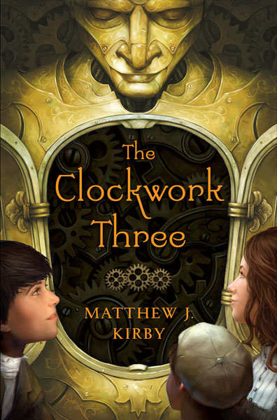 Clockwork Three