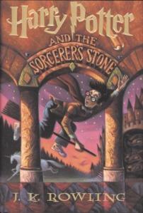 HP Sorcerer's Stone