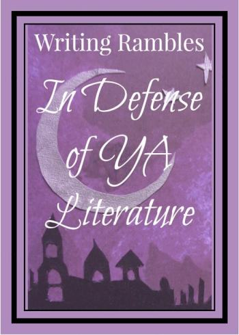 In Defense of YA Literature-min