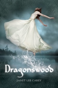 Dragonswood book cover