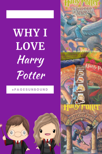 Why I Love Harry Potter by JK Rowling