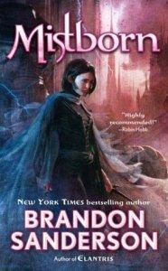Mistborn book cover