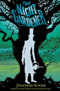 Night Gardener by Auxier Cover