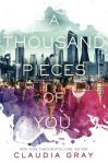 A Thousand Pieces of You by  Claudia Gray book cover