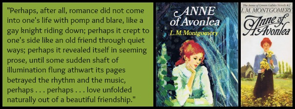 Anne of Avonlea Collage