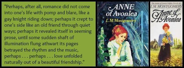 Anne of Avonlea Quotes