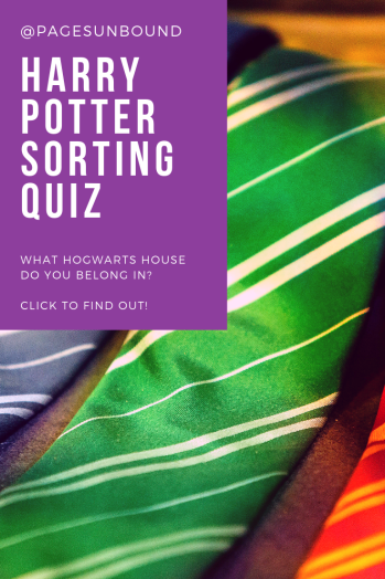 Harry Potter House Sorting QuiZ