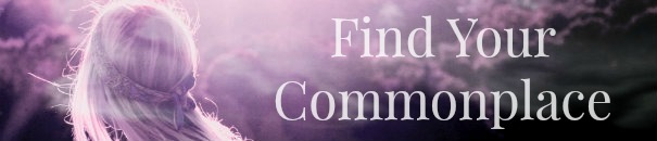 Find Your Commonplace 1