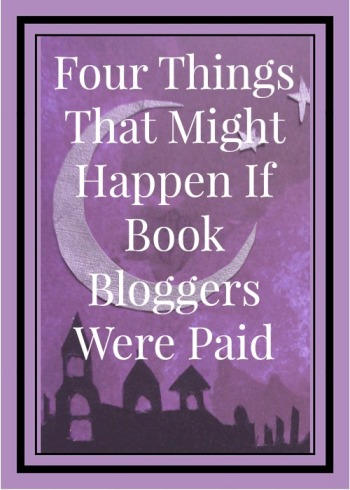 Paying Book Bloggers