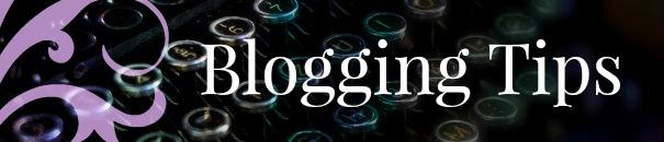 Blogging Tips Feb. 2016