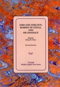 Amis and Amiloun cover