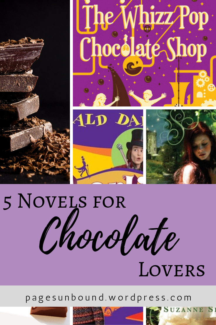 5 Novels for Chocolate Lovers