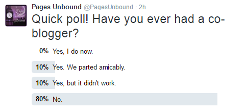 co-blog poll