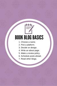 Book Blog Basics