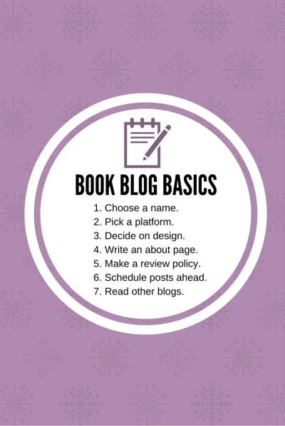 Book Blog Basics