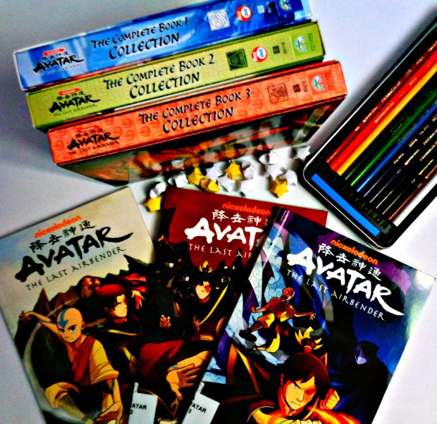 Avatar Graphic Novels