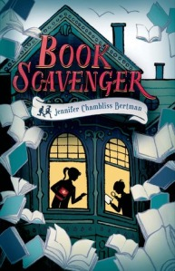 the Book Scavenger