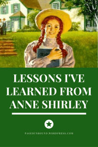 Lessons from Anne Shirley