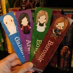 lotr-bookmarks