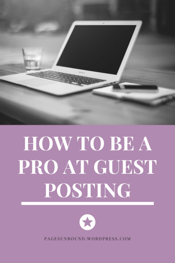 How to Guest Post on a Blog