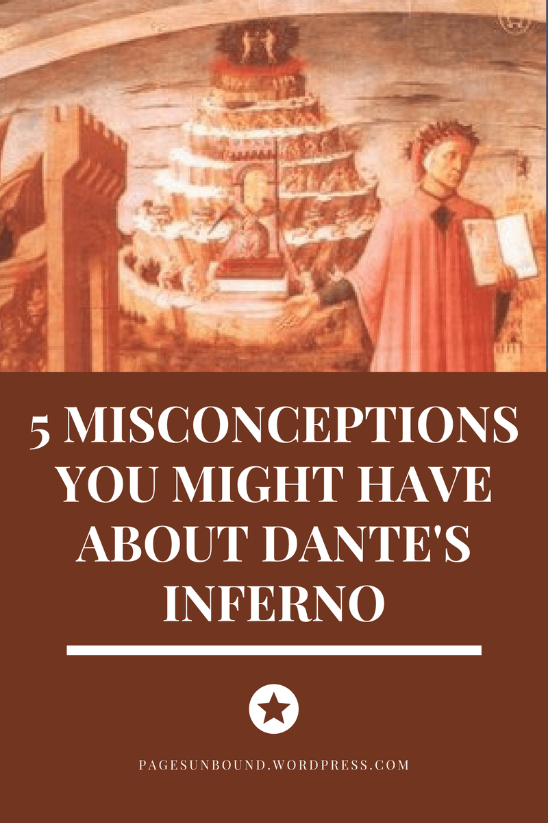 5 Things You Didn't Know about Dante's Inferno