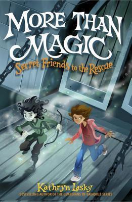 More Than Magic Book Cover
