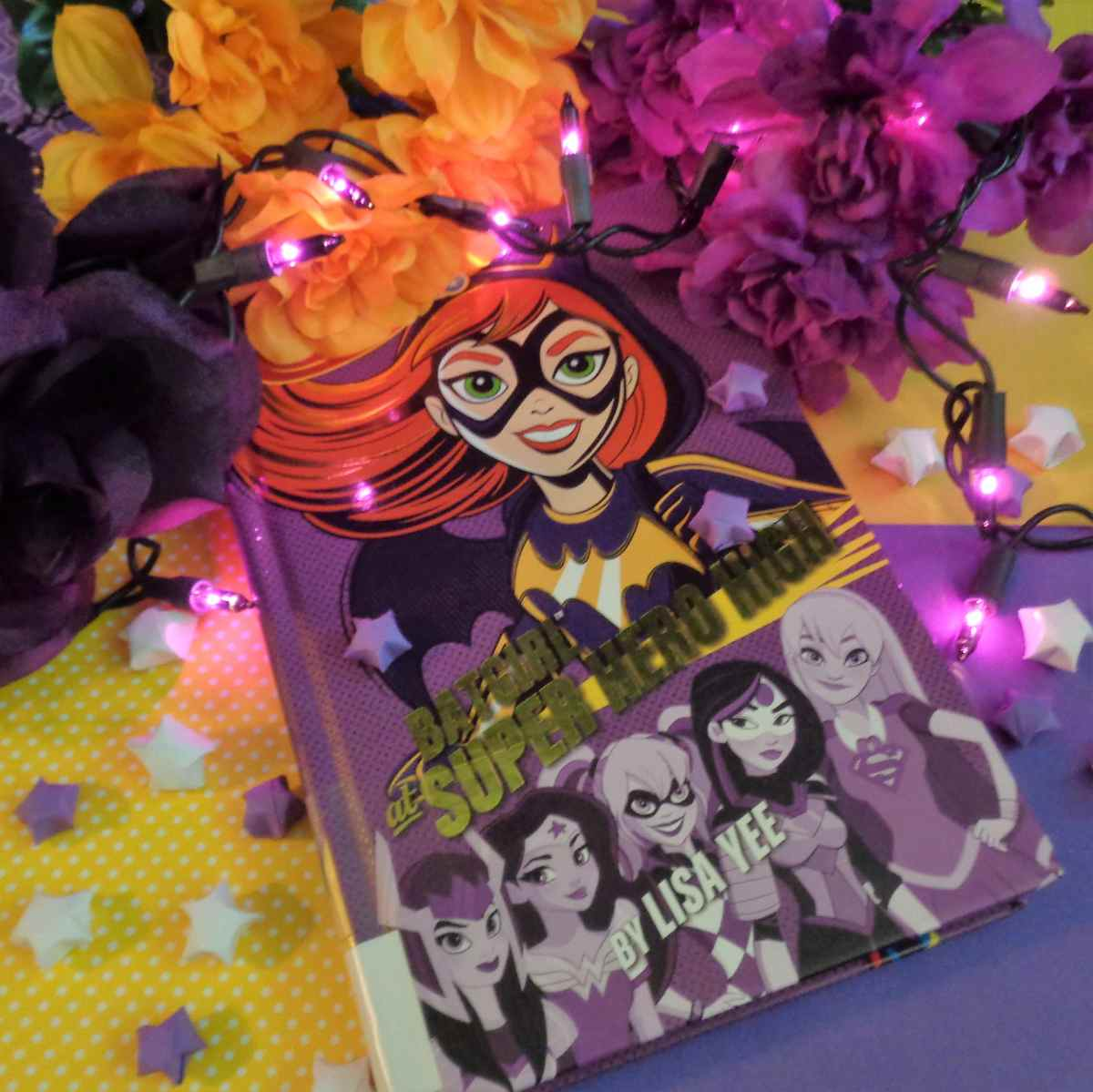 DC Batgirl Superhero Girls