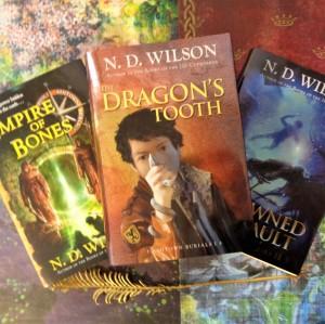 ND Wilson Books