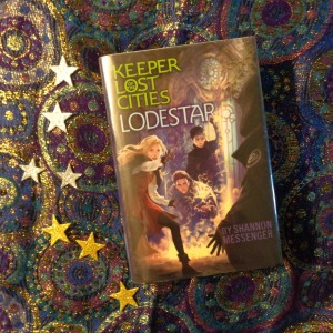 Lodestar Keeper of the Lost Cities Book Cover