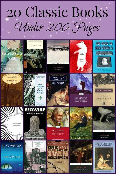 20 Short Classics