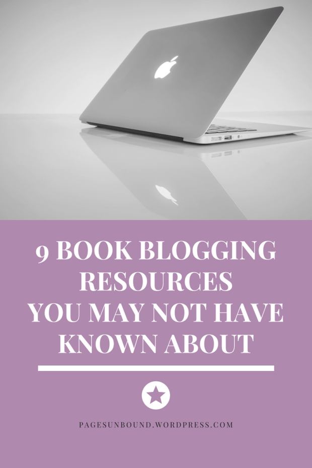 Book Blogging Resources