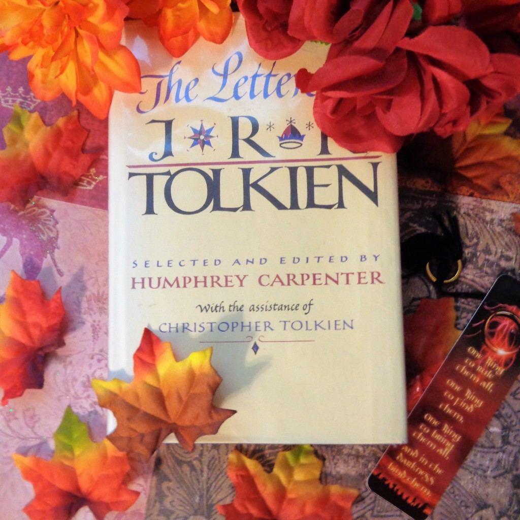 Letters of JRR Tolkien Book Cover