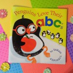 Penguins Love Their ABCs by Sarah Aspinall