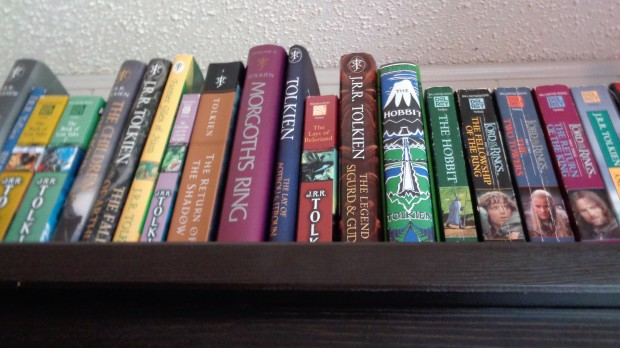 JRR Tolkien Fun Facts