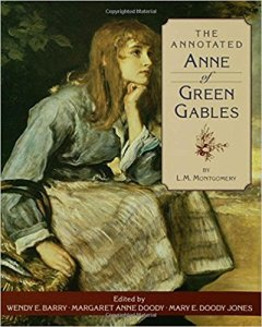 Annotated Anne of Green Gables Cover Image