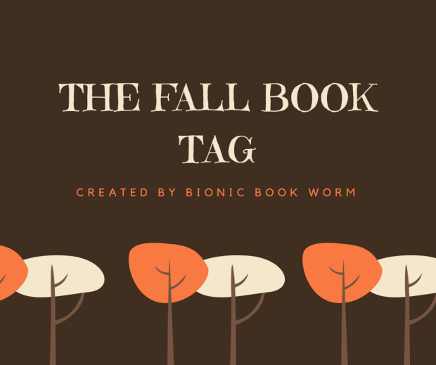 The Fall Book Tag