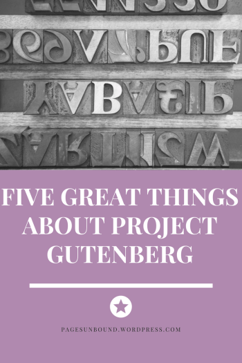 Project Gutenberg Discussion