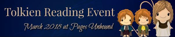 Tolkien Reading Event 2018