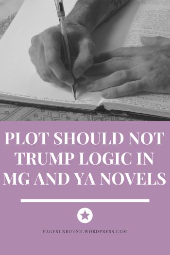 Plot Should Not Trump Logic Discussion