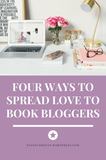 Spread Love to Book Bloggers