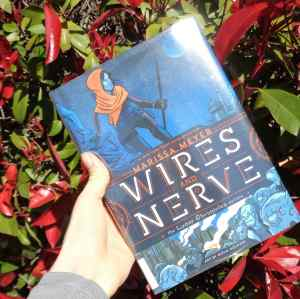 wire and nerve cover