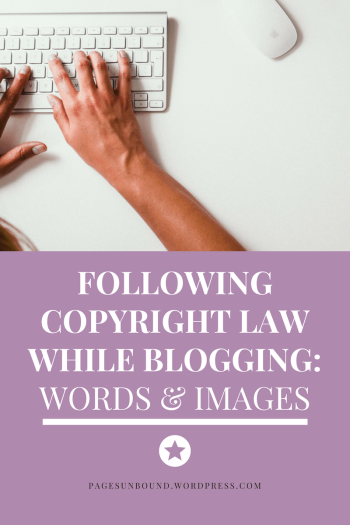 Copyright Laws and Blogging