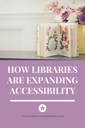 How libraries are expanding accessibility