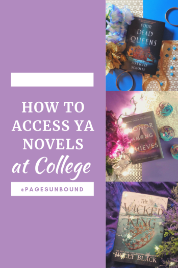 How to Access YA Novels FREE (1)