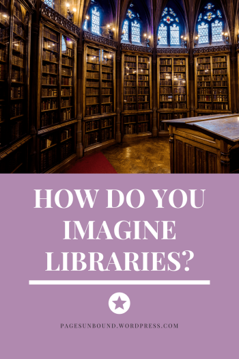 How Do You Imagine Libraries?