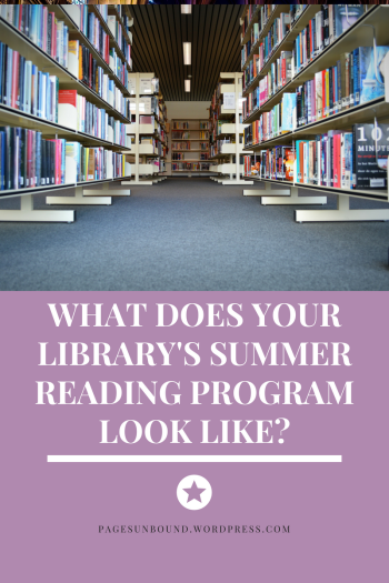 summer reading program discussion