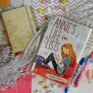 annie's life in lists