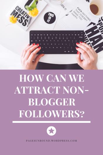 Non-Blogger Followers