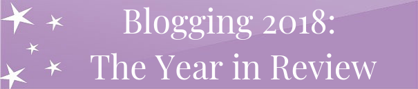 2018 Blogging Year in Review
