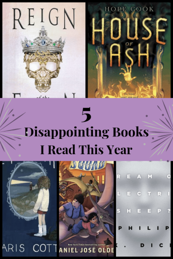 Disappointing Books